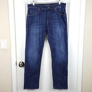 Mavi | Dark Wash Zachary Straight Leg Jeans